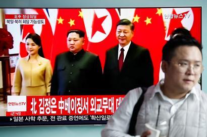 Xi preps Kim for Trump summit