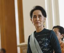 Myanmars Suu Kyi reiterates stance on not using term Rohingya- official
