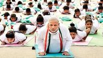 PM Modi might include yoga in primary education