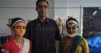 Learning from the master: Narmada credits Kalamandalam Venkitaraman for her Kathakali win
