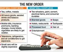Health, education to be exempted from GST regime
