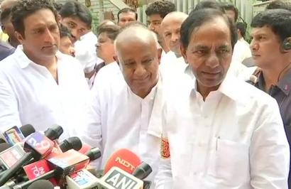 Siddaramaiah government most corrupt: Deve Gowda