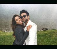 TV Couple Rithvik Dhanjani and Asha Negi Take Off to Switzerland to Get Some Us Time