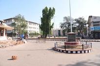 Plaza to replace Kamath Circle, students turn emotional
