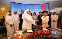 UAE's Emirates Airline debuts flights to more Chinese cities