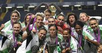 Euro joy for Wolfsburg women