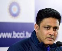 Anil Kumble is 'the best in the world', he will take Indian team forward: Sourav Ganguly