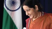 Pakistan will give visa to Kulbhushan Jadhav's wife and mother: Sushma Swaraj