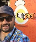 Vikrant Misra, Co-founder, Eggjactly and Sushi House Mafia