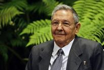 Raul Castro Meets with Valentina Matvienko