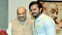 BJP leadership was in touch with Sreesanth for last two years