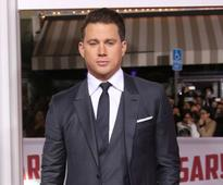 Channing Tatum tricked into trying to cry