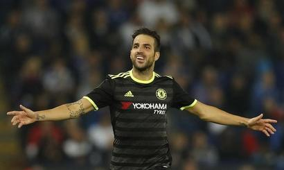 Cup hero Fabregas ready to step up for Chelsea