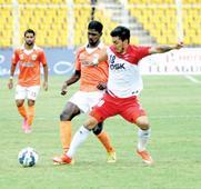 Sporting held by DSK Shivajians