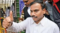 Vinod Rai behaved like a 'cat that shuts its eyes and then declares the universe is dark': A Raja