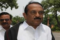Vaiko's MDMK parts ways with the People Welfare Front alliance