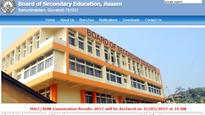 SEBA Class 10 Result 2017: Check resultsassam.nic.in for Assam Class 10th Result 2017 to be published tomorrow, on 31st May
