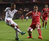 Manchester City boss Pep Guardiola considering January reunion with Benfica left-back Alex Grimaldo