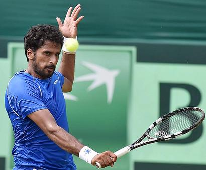 US Open: Injured Myneni goes down fighting to World No. 49 Vesely