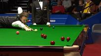Judd Trump hits top form to beat Liang Wenbo in Crucible opener