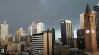 Teen struck by lightning as storms belt south-east