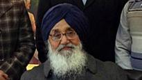 Have put 'contentious' issue of SYL in 'wraps forever': Parkash Singh Badal