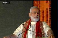 Work like Hanuman, Modi tells BJP MPs