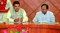K Chandrasekhar Rao, Devendra Fadnavis meeting to sign Mou further delayed