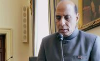 Union Home Minister Rajnath Singh credits Sardar Patel for Indian Union