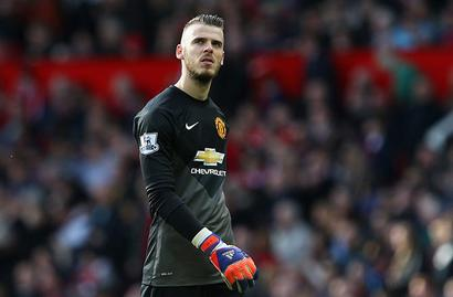 De Gea matches Ronaldo as he is crowned United's Player of the Year