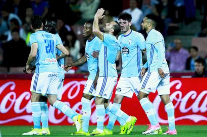 Euro football: Celta sink Granada; Ligue 1 game abandoned