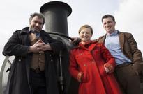 Swansea University historian presents brand new BBC Two series, Full Steam Ahead: How the Railways Built Modern Britain