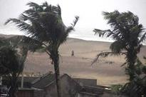 Deep Depression over southeast Bay of Bengal intensify into a Cyclonic Storm