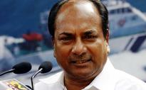 No fresh probe in Bofors case, Quattrocchi stands discharged: Antony
