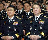 Park appoints controversial new police chief