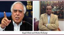 Sibal v. Rohatgi in Salman Khan case before the Supreme Court