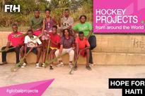 Hockey provides hope for Haiti