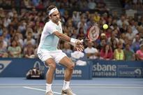 Injury free Roger Federer already has Australian Open on his mind as he cruises through Brisbane