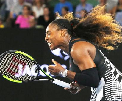 Aus Open PIX: Defending champ Djokovic out; Serena, Raonic, advance
