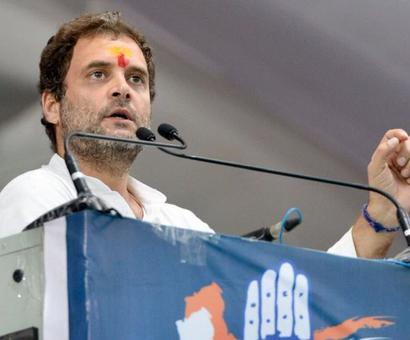 BJP, Congress spar over Rahul's popularity on Twitter