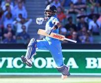 Virat Kohli: The man in form