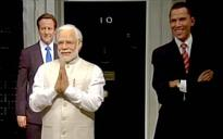 Four more PM Modis are in this world now, thanks to Madame Tussauds