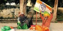 A Farmer From Bihar Tells The Story Of How He Gave His Hand Symbol To The Congress Party