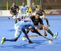 India thrash Pak 3-1, top Pool A