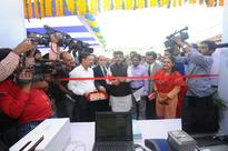 PNG Minister Dharmendra Pradhan launches Customer Awareness Campaign for Cashless Transaction at Bhubaneswar