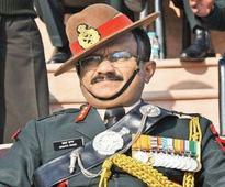 Lieutenant General Sarath Chand leaves reins of Sapta command