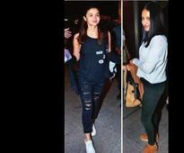 Alia Bhatt on a vacation with sister and friends