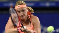 Tennis: Former champion Kvitova makes winning start in Tokyo