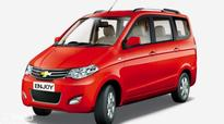 GM Slashes Chevrolet Enjoy prices by up to 1.93 Lakh