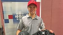 How a young entrepreneur aims to improve style on the golf course